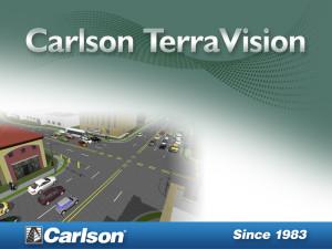 Carlson TerraVision 2014
