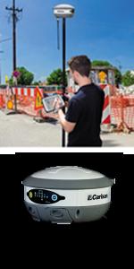 Carlson BRx5 GPS Rover