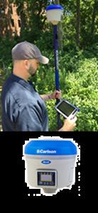 Carlson BRx6 GPS Rover