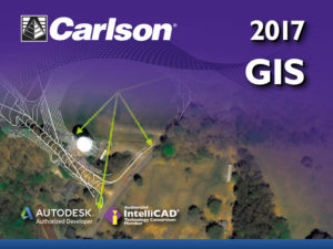 Carlson GIS 2017